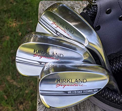 Kirkland 3 Piece Golf Wedge Set Right Handed