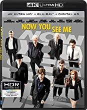 Now You See Me 4K Ultra HD