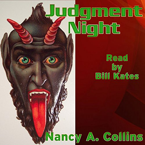 Judgment Night audiobook cover art