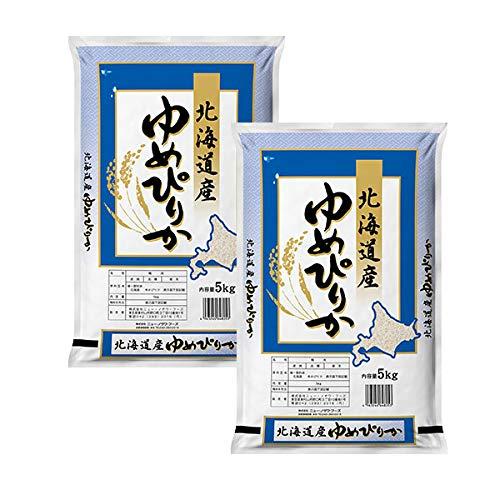 北海道産 ゆめぴりか 5kg×2 (計10kg)