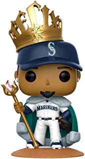 Funko Pop! MLB King Felix Hernandez Safeco Field Exclusive With Soft Protector