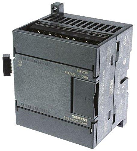 Siemens 6es7235–0KD22–0X A0Simatic S7–200, Analógica Relé