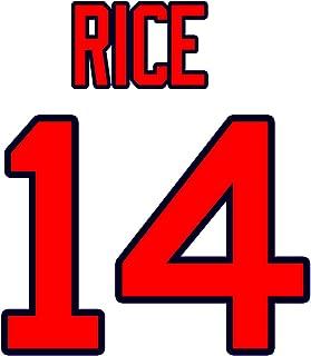 jim rice jersey number