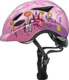 ABUS Anuky Casque Vélo Enfant Princess Taille S 46-52 cm