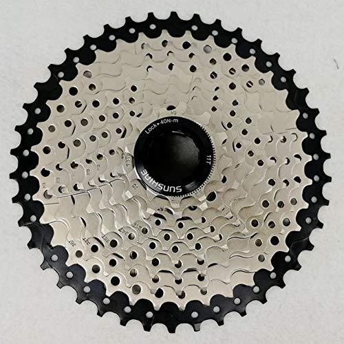 LICHANGSHENG 11-42T 10Speed freewheel 10s Breed Ratio MTB Mountainbike Fiets Cassette Sprockets voor onderdelen m590 m6000 m610 m675 m780 X5X7X9