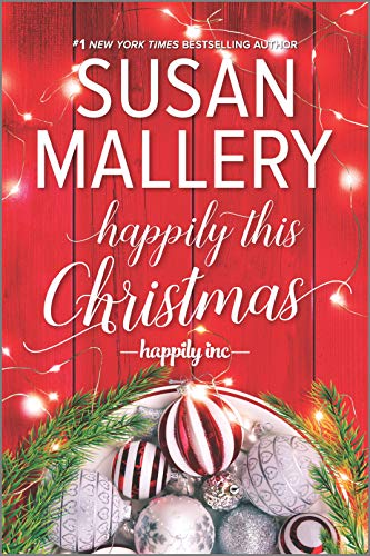 Happily This Christmas: A Novel (Happily Inc, 6)