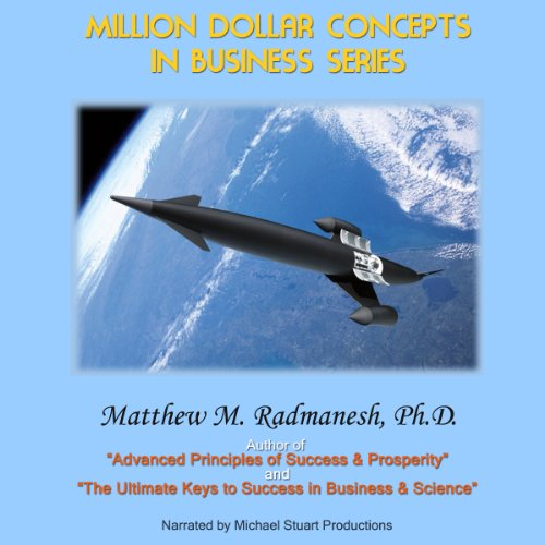 Million-Dollar Concepts in Business Series audiobook cover art