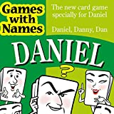 DANIEL'S GAME: Especially for People Called Daniel, Danny or Dan! Ideal As a Boys Stocking Stuffer or a Secret Santa or Christmas Gift for Men with the Name Daniel!