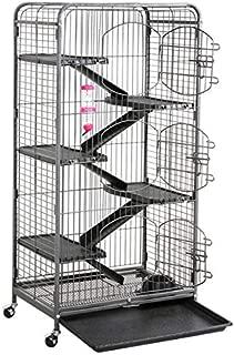double storey indoor rabbit cage