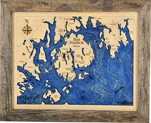 Sea & Soul Map