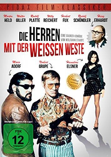 Die Herren mit der weissen Weste (Pidax Film-Klassiker)