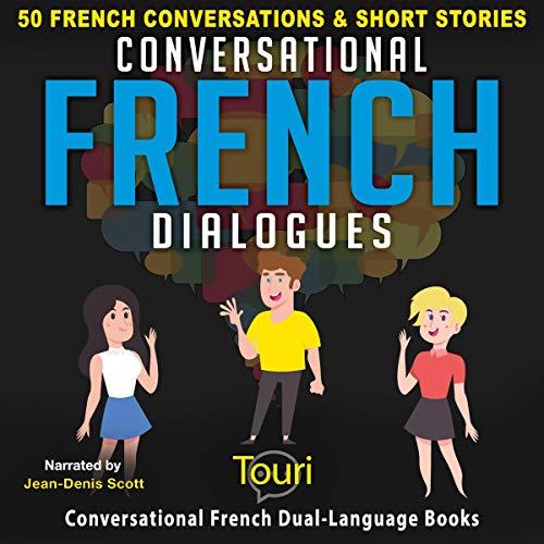 Conversational French Dialogues Titelbild