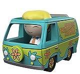 Scooby Doo Pop! Ridez Vinyl Vehículo con Figura Dorbz Mystery Machine 12 cm