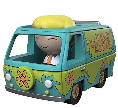 Scooby Doo Pop! Ridez Vinyl Vehículo con Figura Dorbz...
