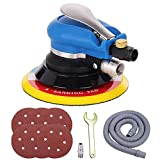 "Anesty-orbital pneumatic compressed air eccentric sander with Ø 150 mm 6 ""disc"
