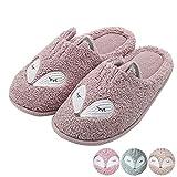 Tuiyata Cute Animal Slippers for Women