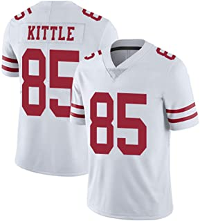 VF LSG San Francisco 49ers #85 George Kittle White Limited Game Jersey for Men Women Youth