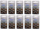 Power One Zinc p312 hearing aid battery,60 pcs pack