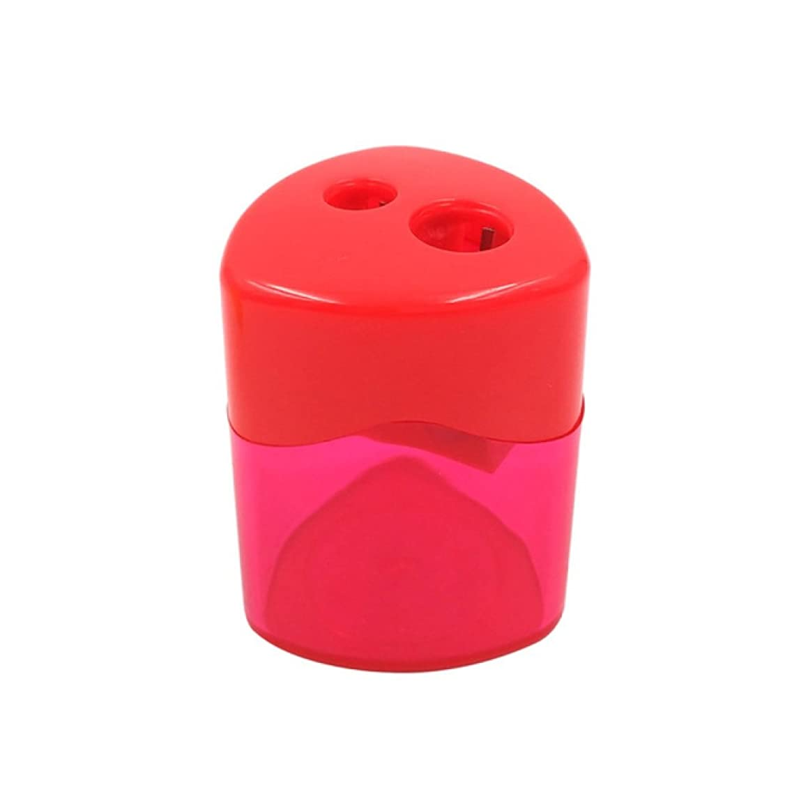 Pencil Sharpener with 2 Holes (0,31in & 0,47in/8mm & 12 mm) for Pencils Sketch Pencils Drawing Supplies