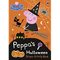 Peppa Pig: Peppa's Halloween Sticker Activity Book