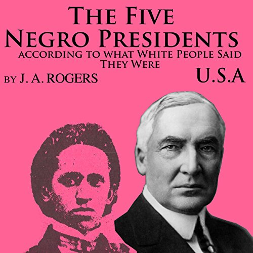 The Five Negro Presidents cover art