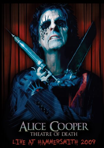 Alice Cooper: Theatre Of Death - Live At Hammersmith 2009 (DVD / CD)