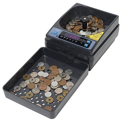 エンゲルス コインカウンター 小型硬貨計数機 SCC-10