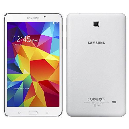 Samsung Galaxy Tab 4 SM-T230 8GB 7 Tablet - White (Renewed)