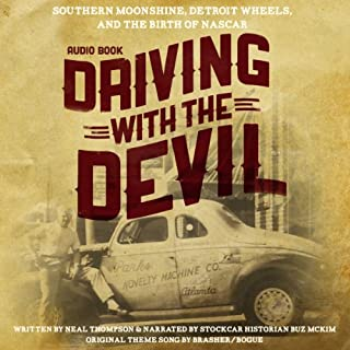 Driving with the Devil cover art