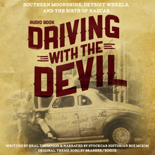 Driving with the Devil audiobook cover art