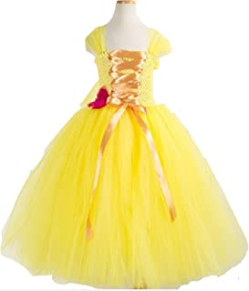 Princess Bella Costume Tutu Dress/Accessories from Chunks of Charm