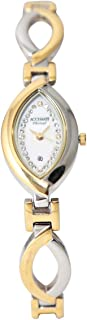 Casual Watch for Women by Accurate, Multi Color, Rectangle, ALQ1494T