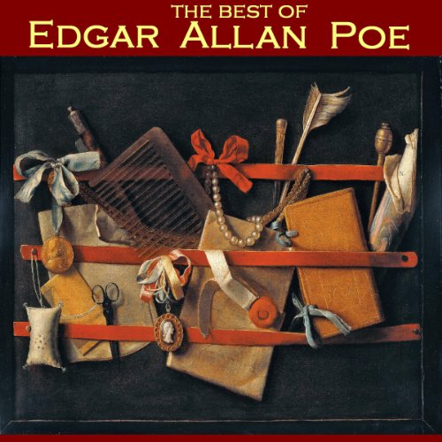 The Best of Edgar Allan Poe audiobook cover art