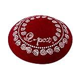 Q-pot. Dress キューポットドレス ホイップクリーム ベレー帽