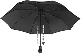 EuroSCHIRM Light Trek Automatic Umbrella (Black)
