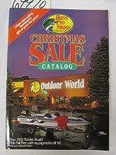 Bass Pro Shop Christmas Sale Catalog: New 1992 Tracker Boats!