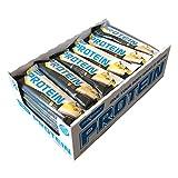 Caja de 24 unidades Barra de proteína Royal libre de gluten, 25-26% de proteína 61Gr. (tarta de limón)