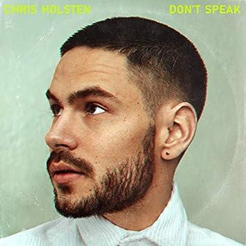 Don't Speak