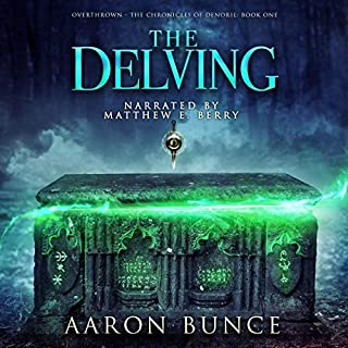 The Delving cover art