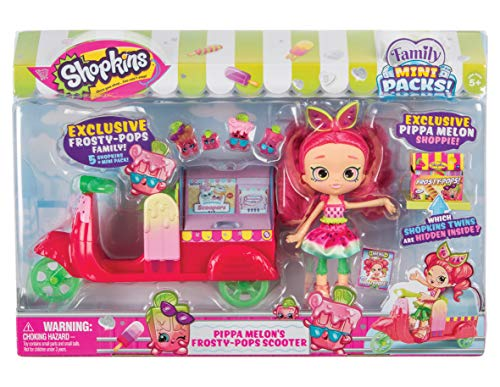 Shopkins- Juguetes, Color Nylon/a (Flair Leisure Products HPP45000)