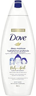 Dove Body Wash, Deep Moisture 12 oz (Pack of 3)