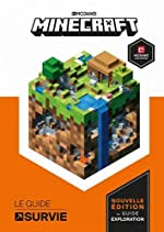 Minecraft. Le Guide de survie - À partir de 8 ans de Stephanie Milton