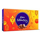 Cadbury Celebrations Assorted Chocolate Gift Pack, 130g- Pack of 4