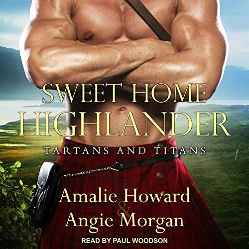 Sweet Home Highlander cover art