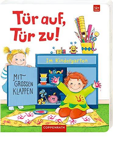 Tür auf, Tür zu!: Im Kindergarten