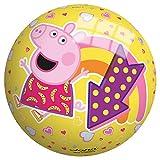 Globo Toys Globo 50082 Ballon Peppa Pig avec Filet 230 mm
