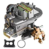 Carburetor 2100 A800 2 Barrel Carburetor Compatible with Ford F100 F250 F350, Compatible with Mustang Engine 289 302 351, Compatible with Jeep Wagoneer 1964~1978 Engine 360 Cu