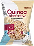 Kosher Gluten-Free Snacks Pops Perfect for People With Gluten Intolerance. Superfoods cereal is a Low Calorie Vegan snacks . Perfect snack for baby and kids. Wonderfull cereal for school. Awsum Snacks Quinoa SUPERCEREAL Cold Cereal is a delicious die...