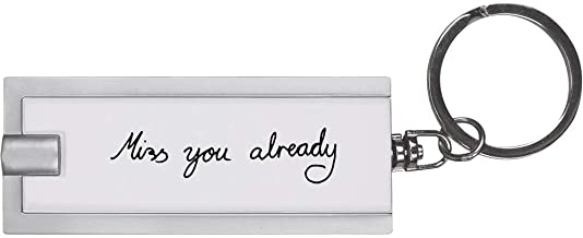 'Miss You Already' Keyring LED Torch (KT00004337)
