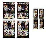 Lego Star Wars - Cartas coleccionables (4 unidades, 4 unidades)